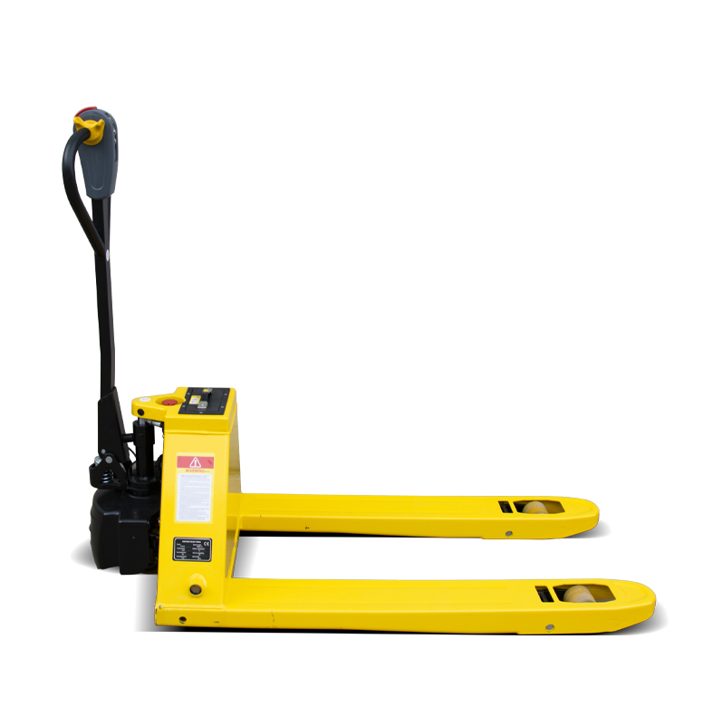 New Lithium Battery Electric Pallet Jack - Benefits