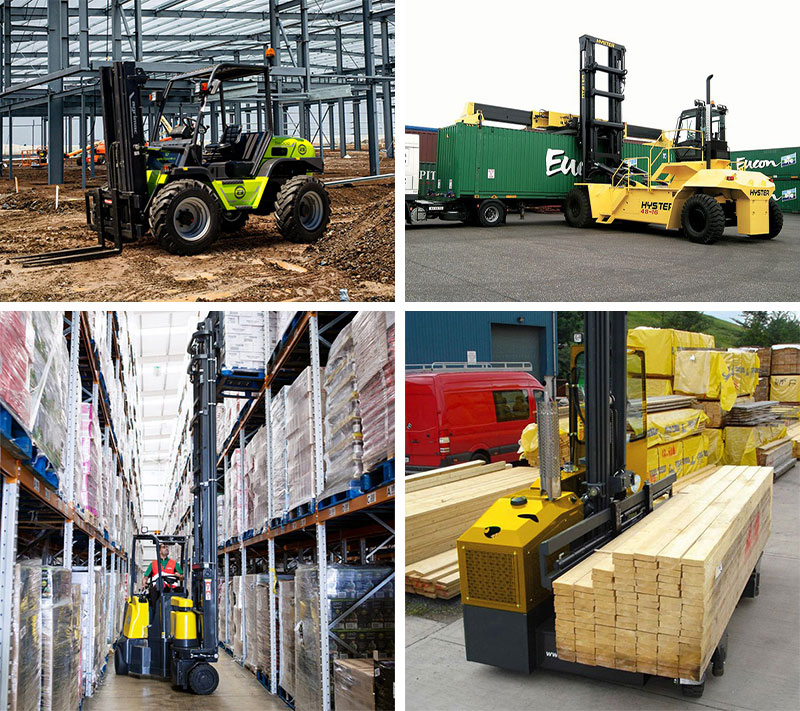 5 Key Considerations When Choosing a Rental Forklift