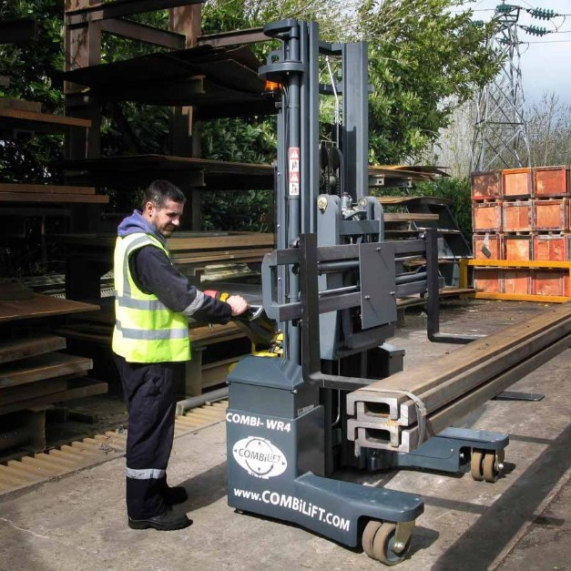 Forklifts for the Steel Industry