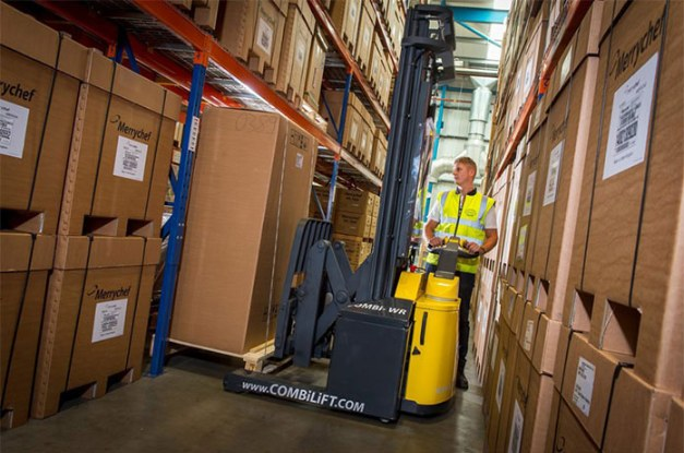 Combilift WR4 - Safer Pedestrian Long Load Handling