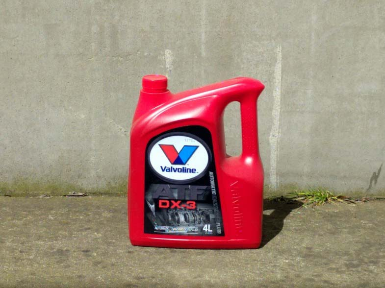 Consumables transmission fluid
