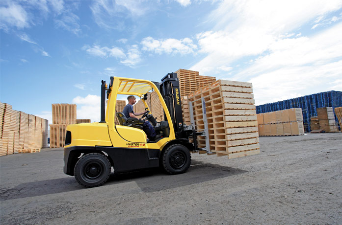 How to choose the correct forklift fuel type?