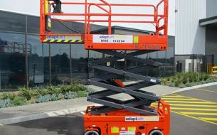 What is a Scissor Lift?