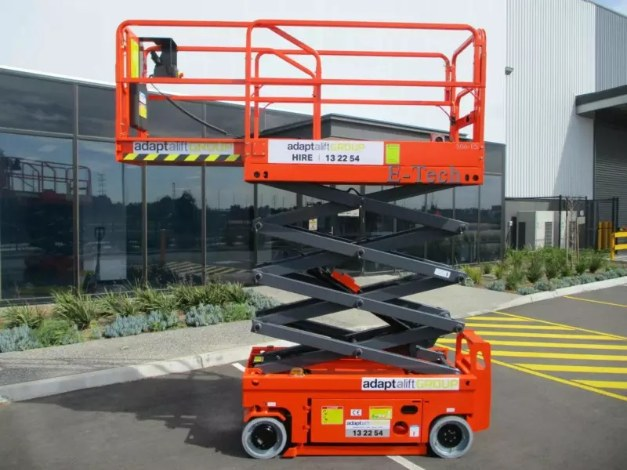 Amazing Benefits of Scissor Lifts