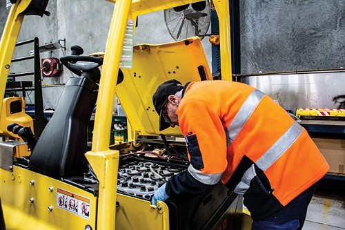 Short-Term Forklift Rental Can Assist During Unexpected High Demand