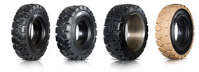 Forklift Selection Tyre Selection