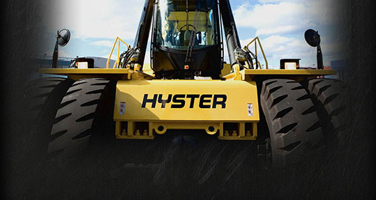 Hyster Global BG Hero Image