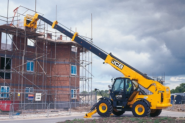 Construction Industry Forklift Solutions
