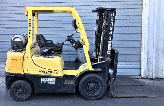 The Benefits of Buying a Second Hand Forklift