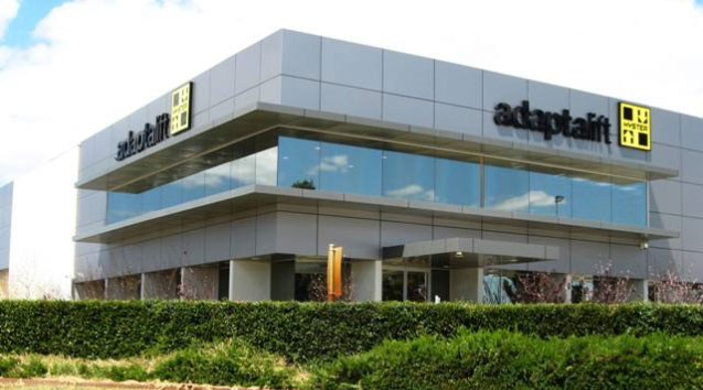 Adaptalift Branch Perth WA