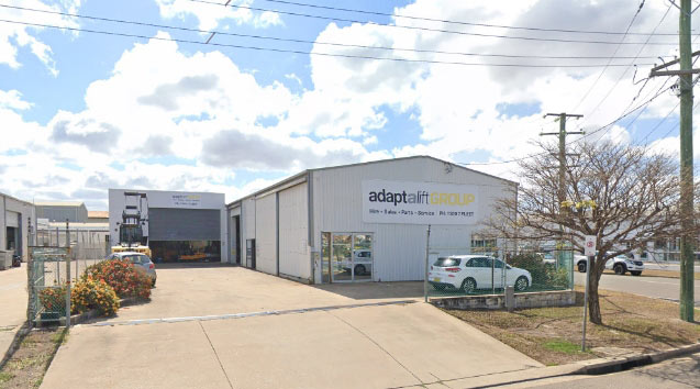 Adaptalift Branch Townsville QLD
