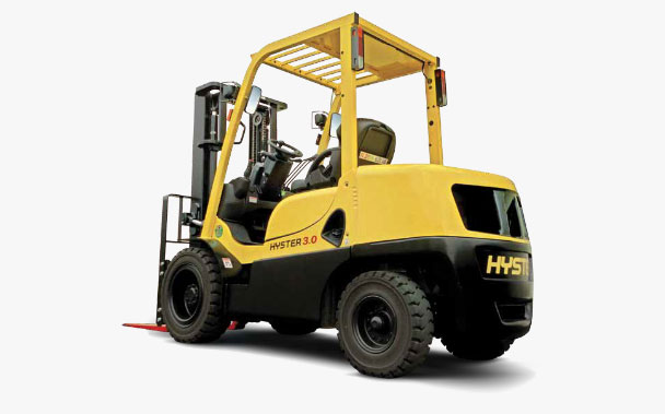 Hyster forklift - rent to buy