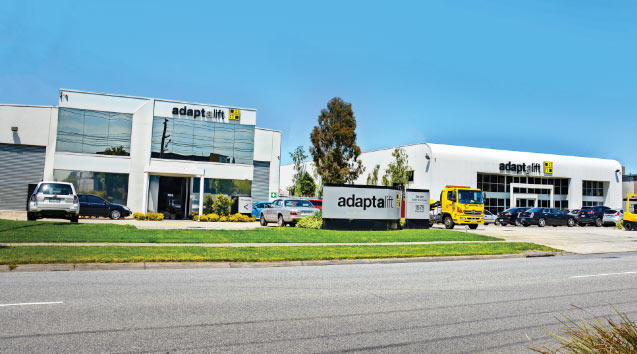Springvale branch - Adaptalift Group