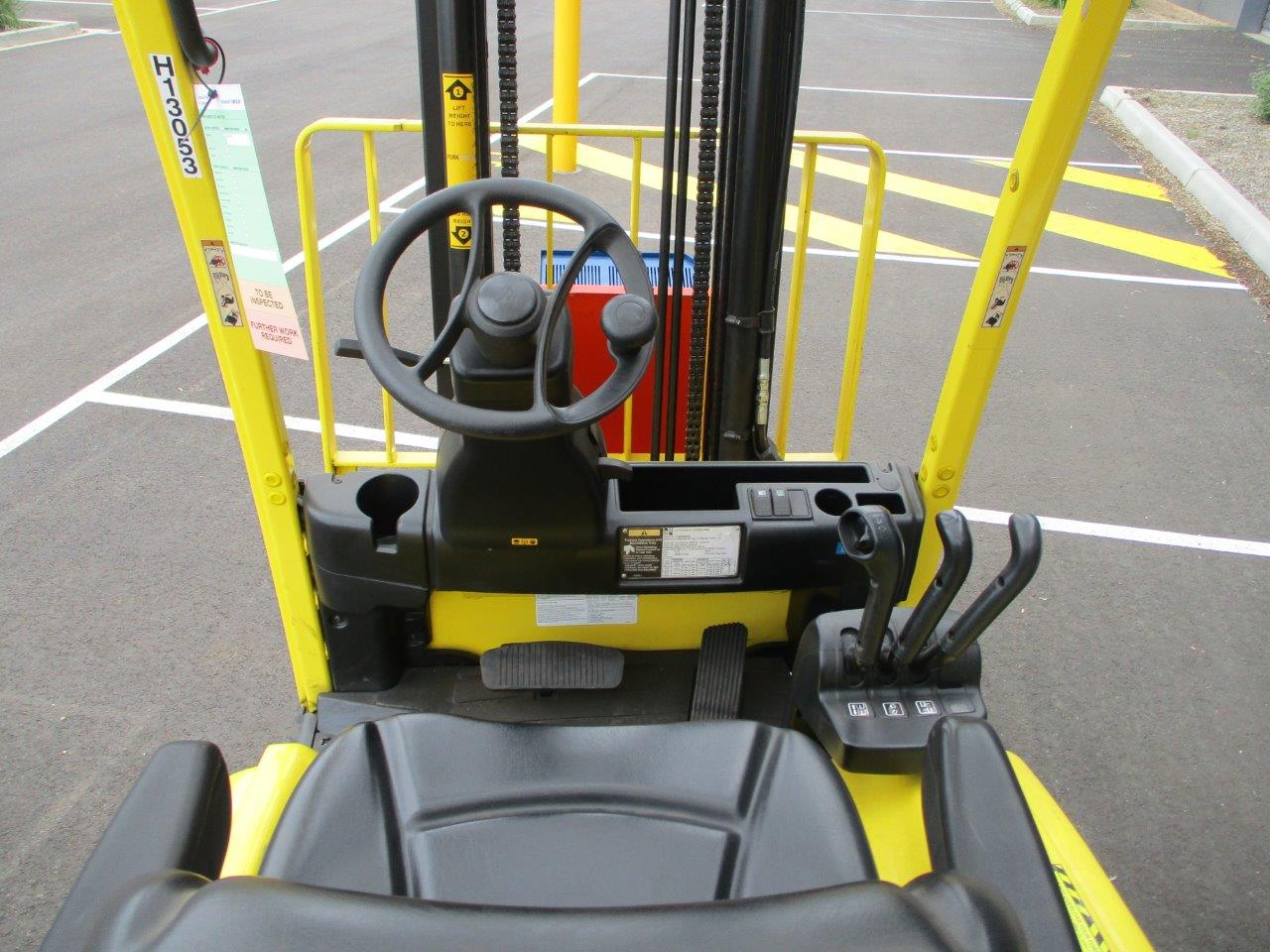 1.8 Tonne Battery Electric Forklift Hire