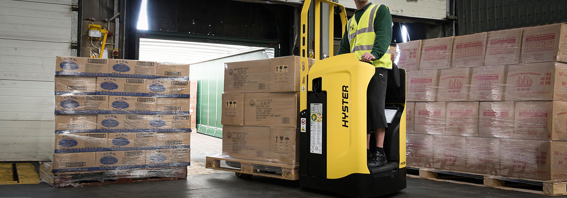 Hyster RP2.0-2.5N Pallet Truck