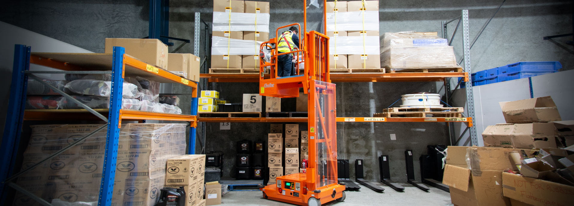 Dingli Gofer TT037 Electric Order Picker