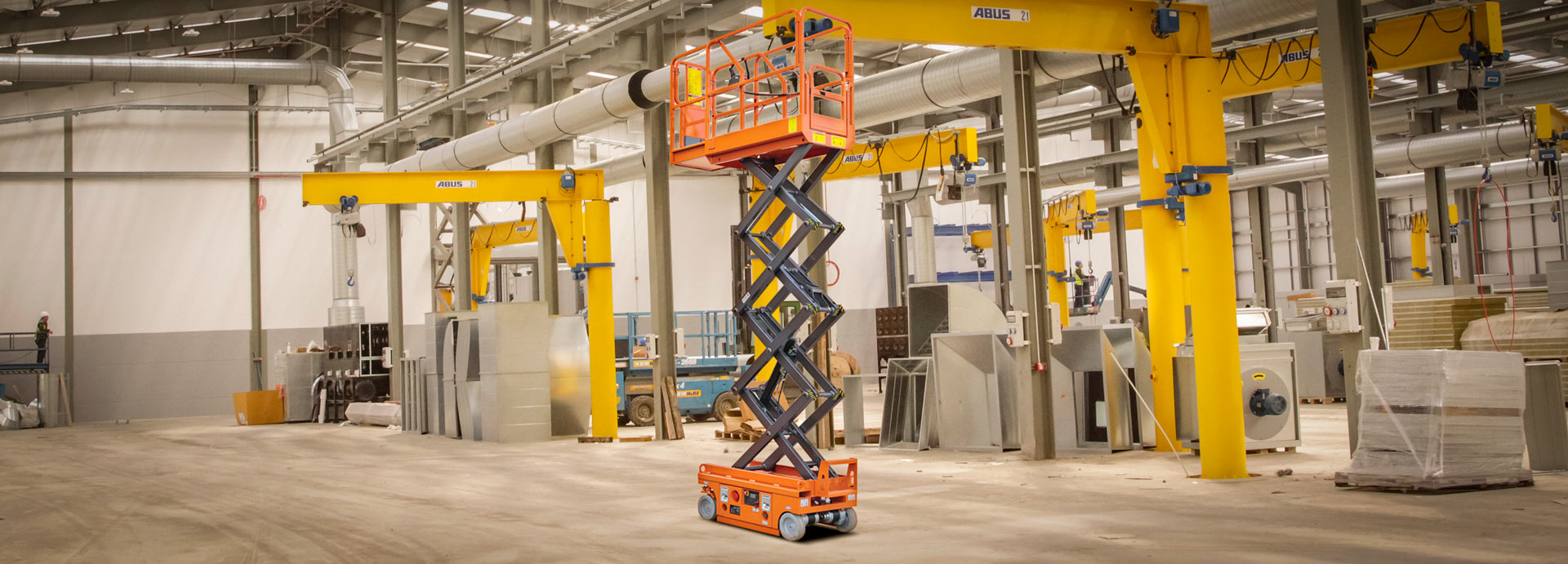 Dingli Rizer S036-RS Scissor Lift