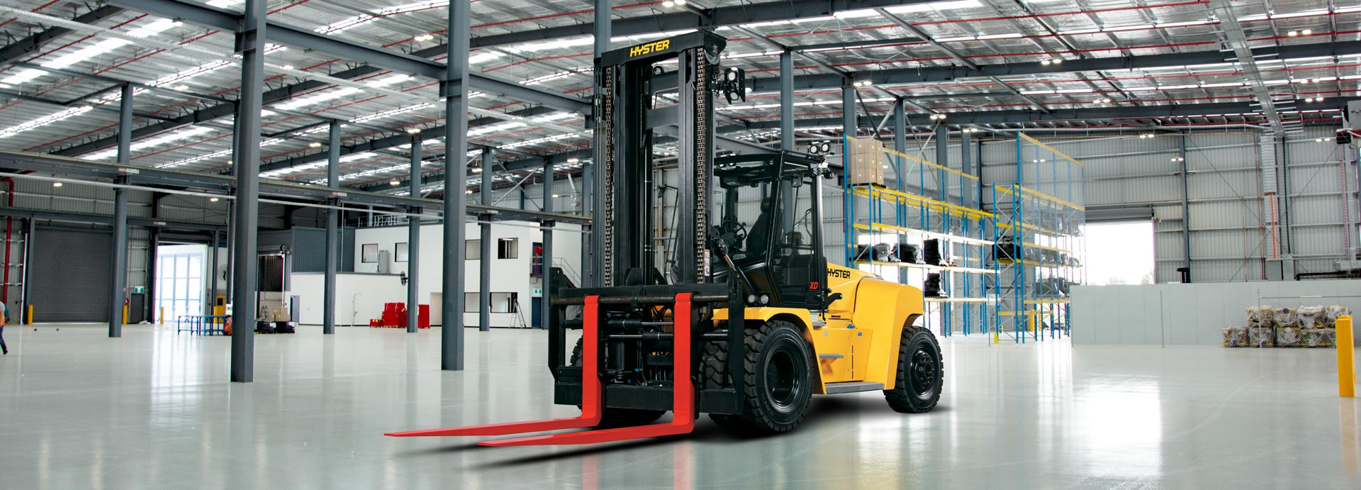 Hyster H10-16XD6 High Capacity