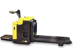 High Capacity Powered Pallet Truck 3-6 Tonne