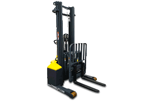 Walkie Reach Stacker 1.4 Tonne