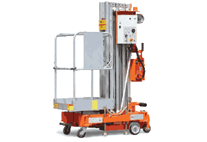 Mobile Vertical Lift 9 m