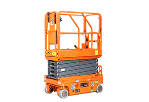 Self Propelled Scissor Lift 5.6 m