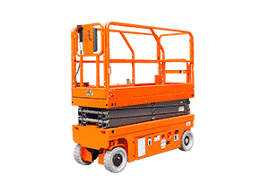 Electric Scissor Lift 6 m
