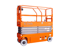 Electric Scissor Lift 8 m