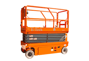 Electric Scissor Lift 8.2 m