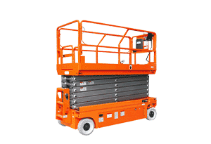 Electric Scissor Lift 13.7 m