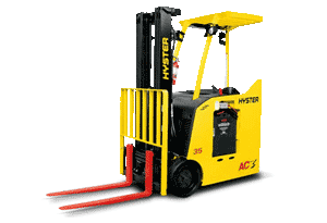 3 Wheel Forklift Stand-Up 1.8 Tonne