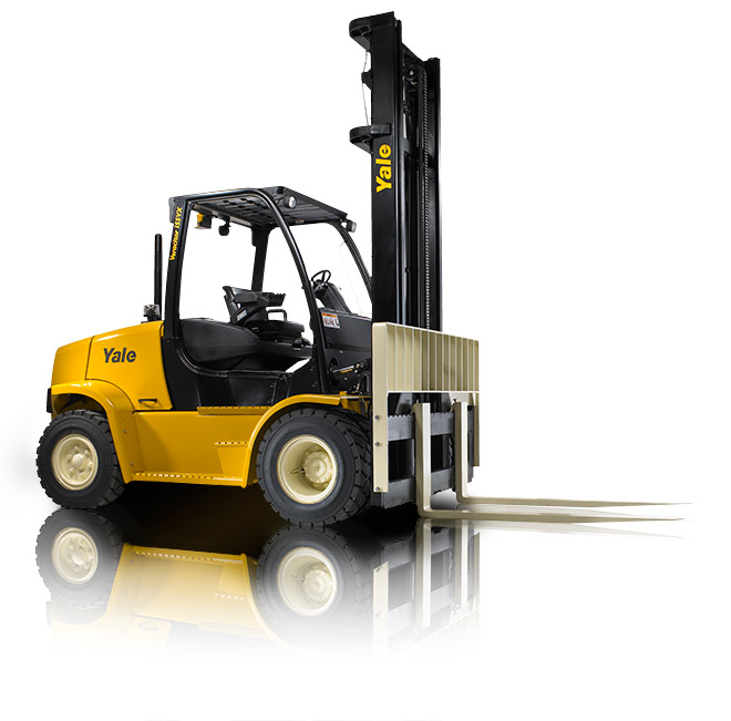 GP135 155VX Heavy Duty Forklift Trucks Main op 1