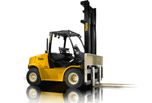 Heavy Duty Forklift Trucks
