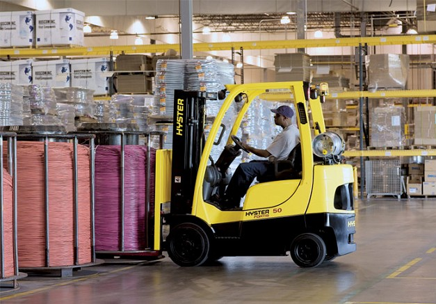 Hyster S40–70FT Warehouse Forklifts