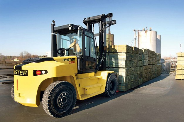 Hyster H8.00–16.00XM–6 High Capacity