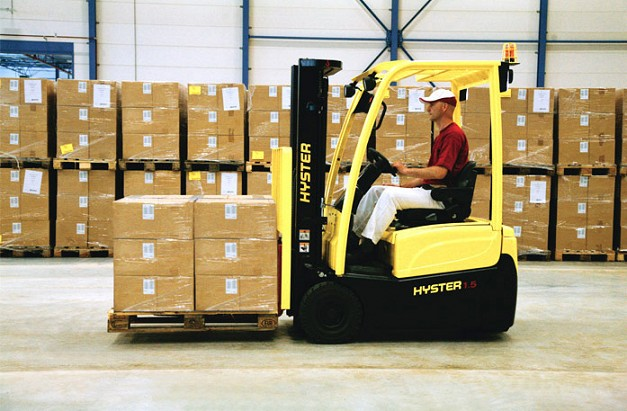 Hyster J1.5–2.0XNT Electric Forklifts