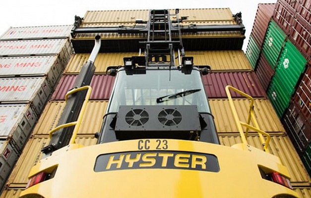 Hyster H16.00–22.00XM–12EC Container Handlers