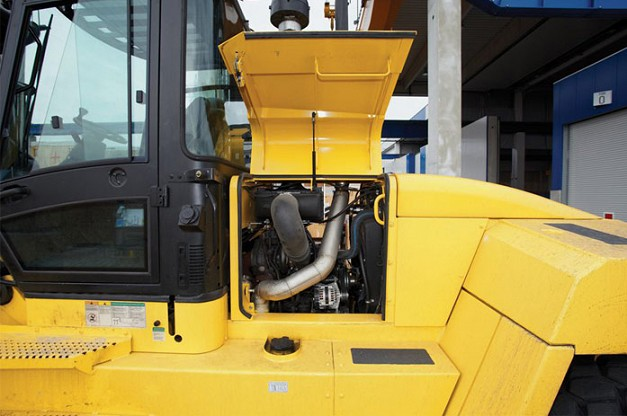 Hyster H16.00–18.00XM(S)–12 High Capacity Forklifts