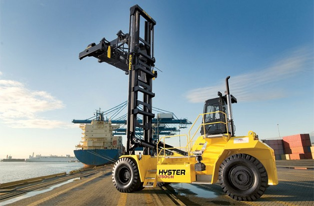 Hyster H40.00–50.00XM–16CH Container Handlers