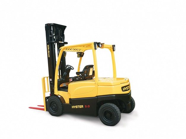 Hyster J4.0-5.0XN 4 Wheel Electric Forklifts
