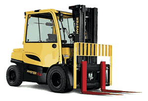 Electric Forklifts 4-5 Tonne