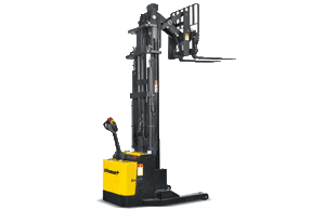 Walkie Reach Stacker 1.5 Tonne