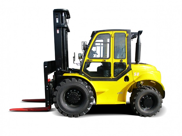Liftsmart LS-RT50 Rough Terrain Forklift