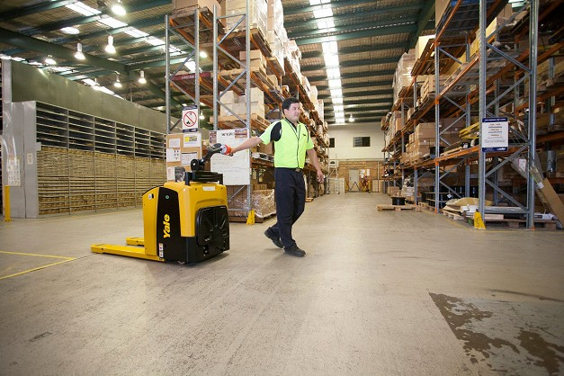 Yale MP20AP Platform Pallet Trucks