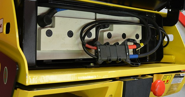 Hyster P2.0 Electric Pallet Jack