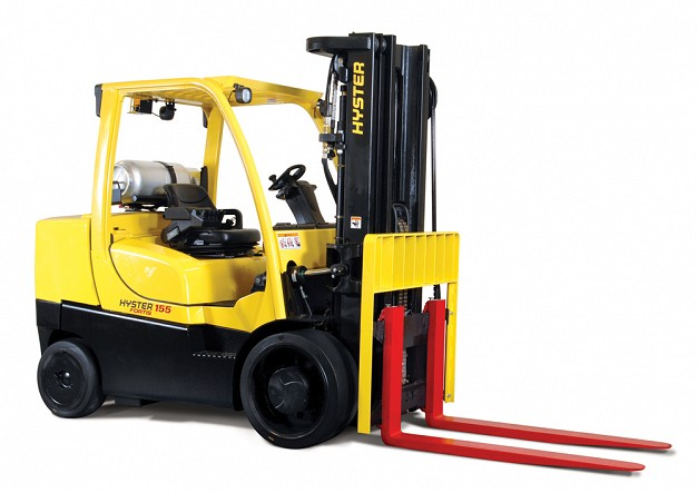 Hyster S135–155FT Warehouse Forklift