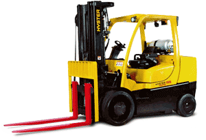 Compact Forklifts 6-7 Tonne