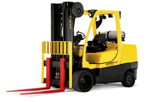 Compact Forklifts 3.5-5.5 Tonne