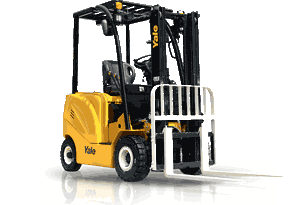 4 Wheel Electric Forklift 3.5 Tonne