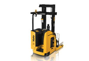 Stand-on Reach Truck